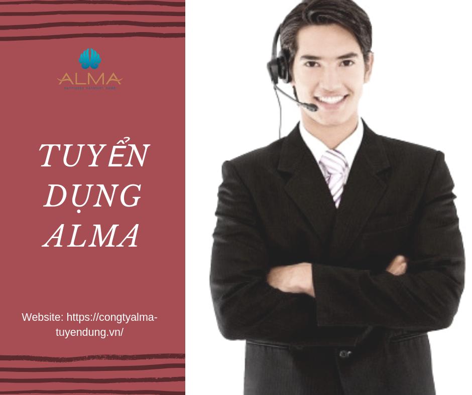 100% Những phương pháp chăm sóc khách hàng đạt chuẩn ALMA