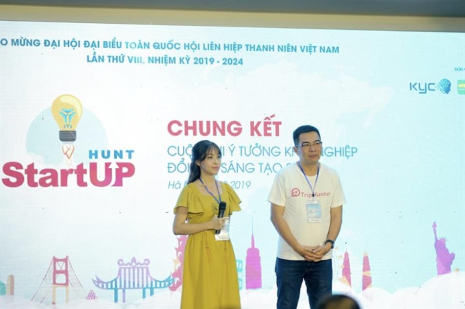 Chung kết Cuộc thi ý tưởng khởi nghiệp sáng tạo- Startup Hunt 2019